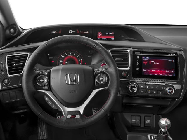 2015 Honda Civic Coupe Si In Baltimore, MD   Ou0027Donnell Honda