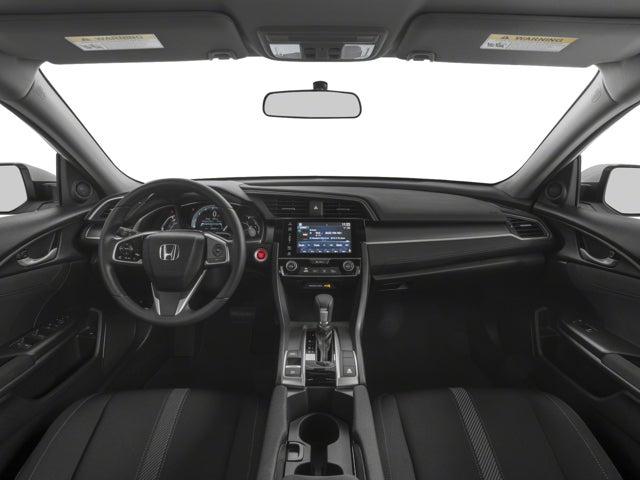 2018 Honda Civic Sedan EX - Honda dealer in Baltimore MD – New and