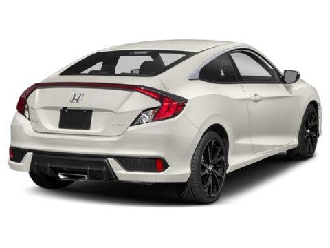 Honda Civic Coupe >> 2019 Honda Civic Coupe Sport