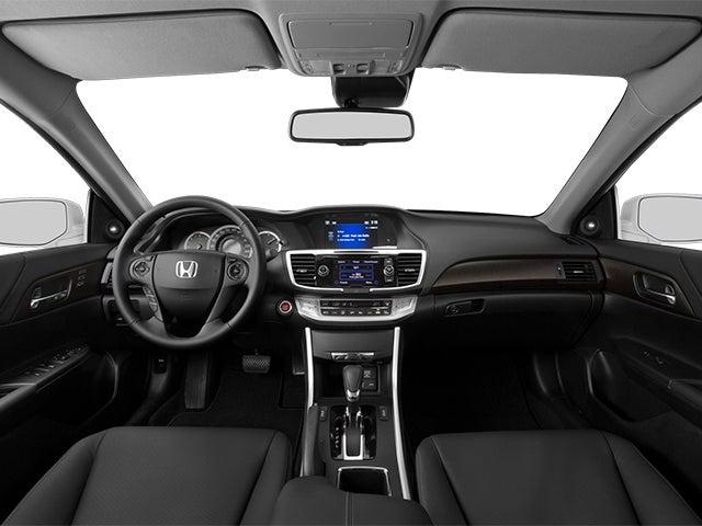 2014 Honda Accord Sedan EX-L - Honda dealer in Baltimore MD – New